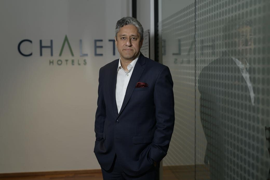 Sanjay Sethi, Chalet Hotels, Hotelier India, Big Interview