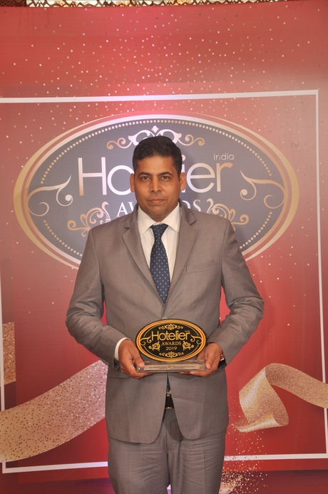 11th edition Hotelier India Awards, 11th Hotelier India Awards, Hotelier India, Hotelier India Awards, Hotelier India Awards 2019, Housekeeper of 2019, Housekeeper of the Year, Anil Tayal, The Leela Udaipur