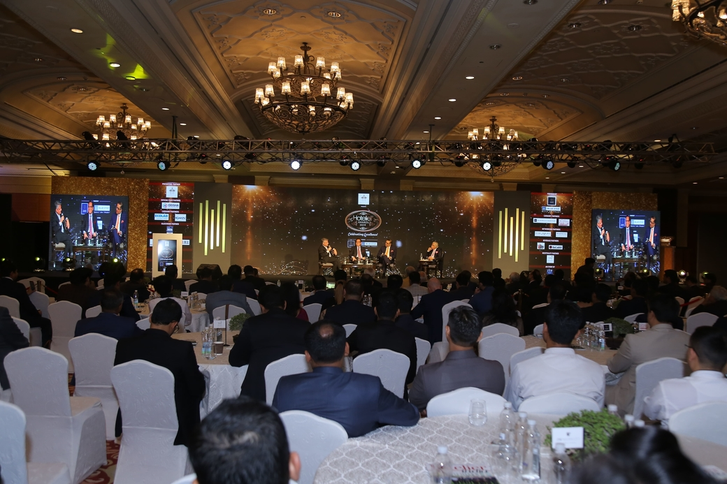 Glimpses of Hotelier India Awards 2019