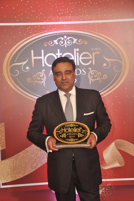 General Manager of the year, 11th Hotelier India Awards, 11th edition Hotelier India Awards, Hotelier India Awards, Hotelier India, Hotelier India Awards 2019, Vikram Aditya Singh, The Lodhi New Delhi