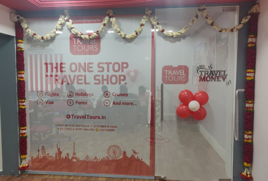 Travel Tours, Mysore, Expands, New store