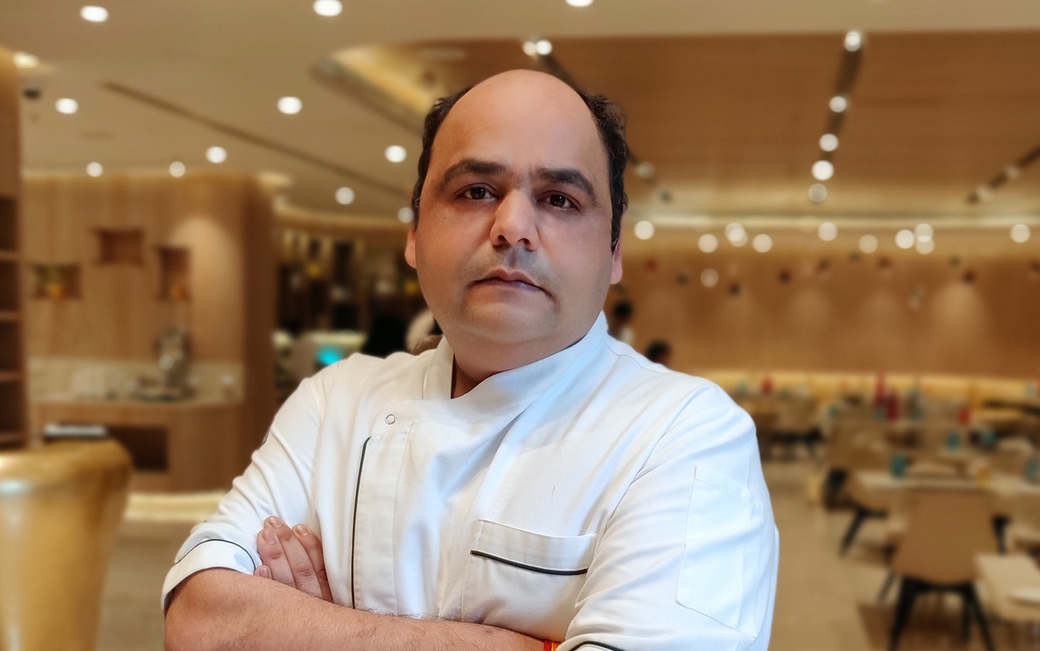 Chef Apoorv Bhatt, Vividus Hotel– Race Course Road, Bangalore, Vividus Hotel, New appointment, Director of culinary operations