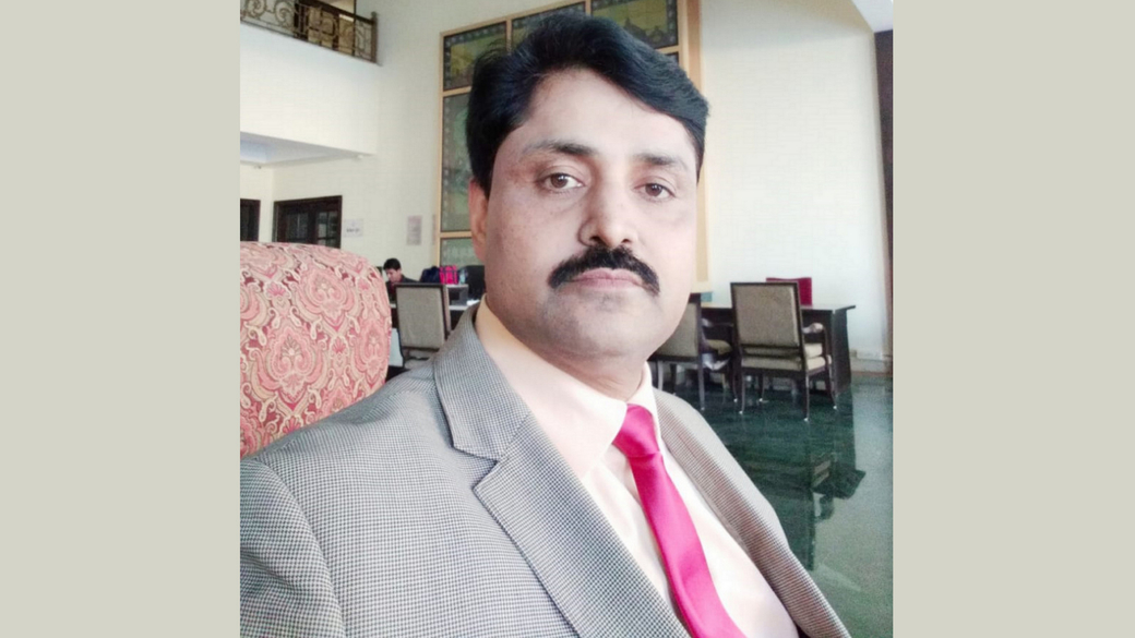 Lords Hotels and Resorts, Arun Singh Rathore, Shri Vallabh Villas Lords Plaza Nathdwara, New appointment, General Manager