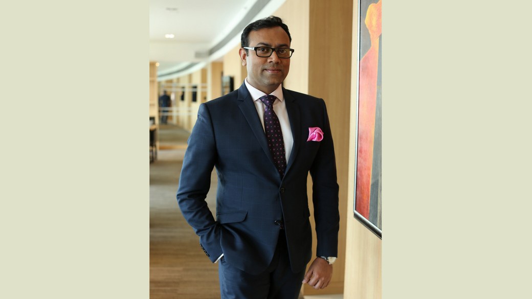 Vinay Singh, Le Meridien Jaipur Resort and Spa, Hotel manager, New appointment