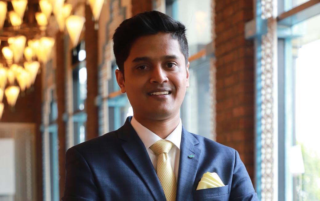 Nithin Nambiar, Sofitel Mumbai BKC, New appointment, Front office manager, BKC