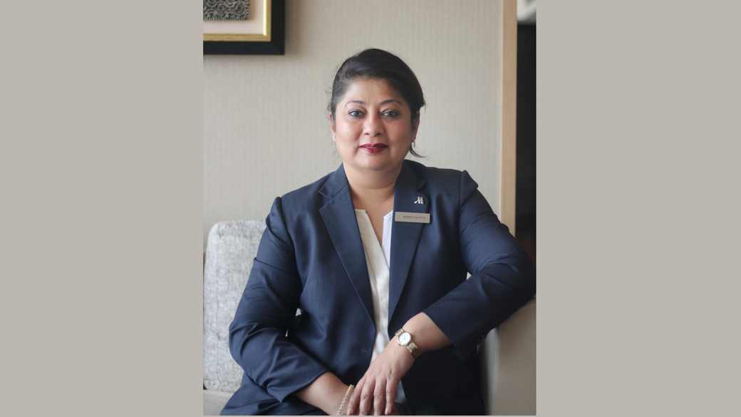 Abanti Gupta, Kochi Marriott Hotel, Courtyard by Marriott Kochi Airport Hotel, Port Muziris, A Tribute Portfolio Hotel, Director of Human Resources, Multiple properties, New appointment