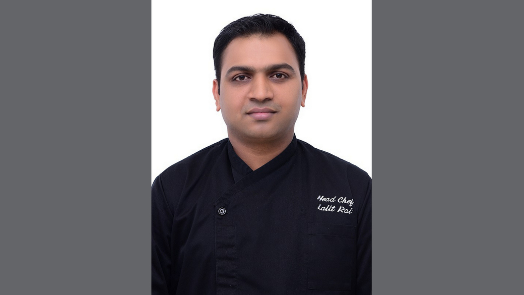 Lalit Rai, Fairfield by Marriot Pune Kharadi, Head chef, New appointment, Fairfield by Marriott
