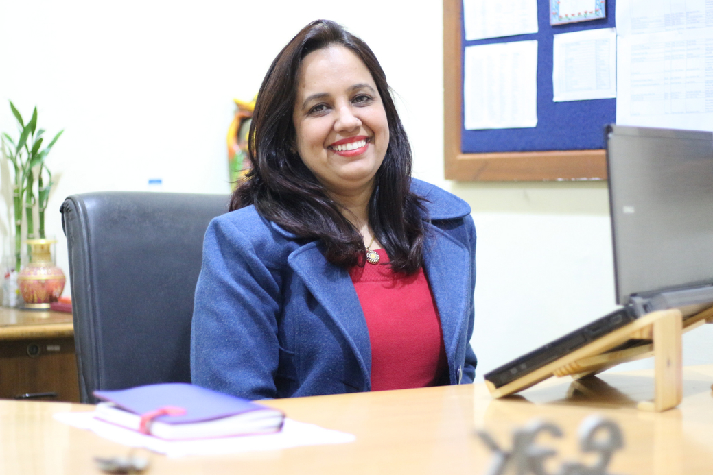 Rubina Sharma, Eros Hotel New Delhi Nehru Place, Director of Sales and Marketing, New appointment