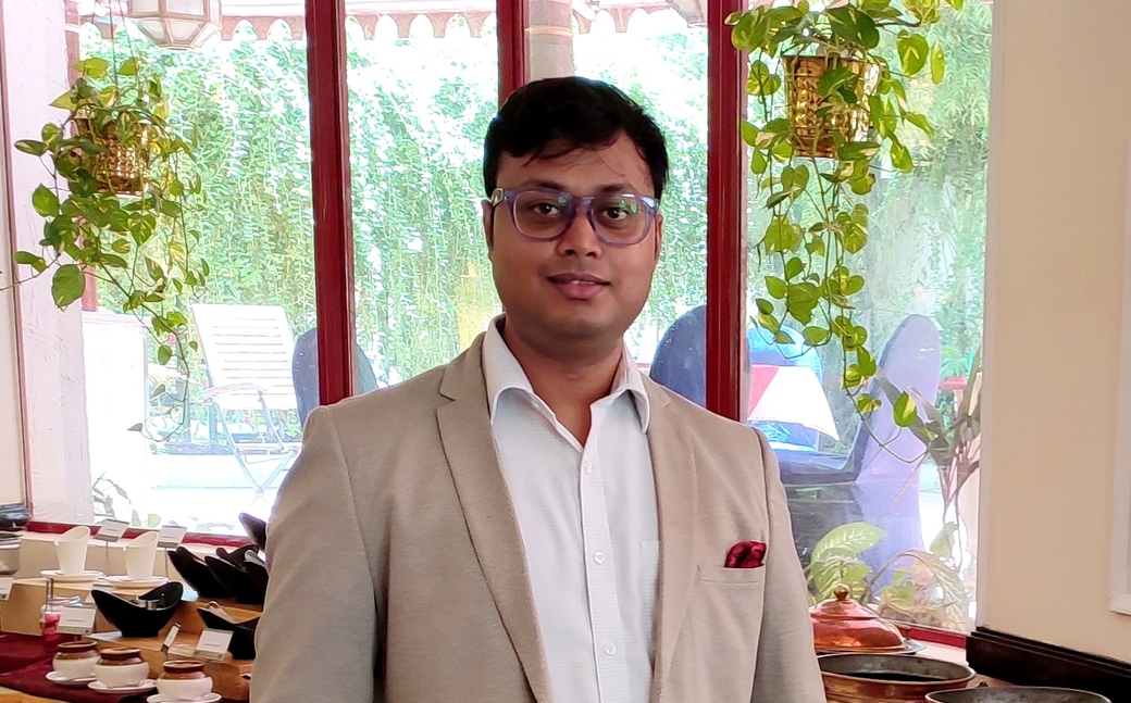 Kushal Ranjan, Pride Hotels, New appointment, Corporate revenue director, Pride Group