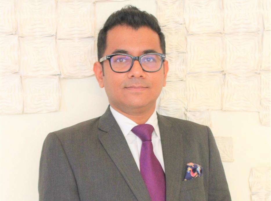 Kris Reynolds, Park Hyatt Chennai, Director of sales, New appointment, Hyatt
