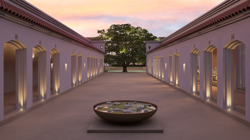 SJK Architects, Shimul Javeri Kadri, Sarovar, Marasa Sarovar Premiere, Bodh Gaya, Bihar, Five star, Architecture, Buddha, Wisdom