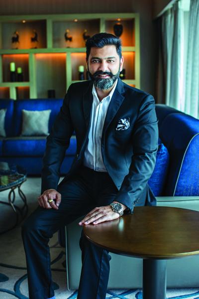 Srijan Vadhera, General Manager, Conrad Bengaluru