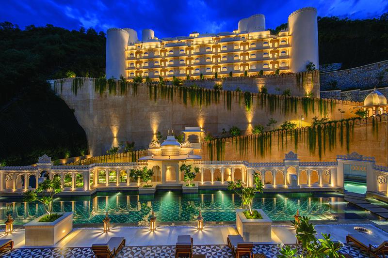 Lemon Tree Hotel, AURIKA Udaipur, Upscale resort property, Bobby Mukherji & Associates (BM&A)