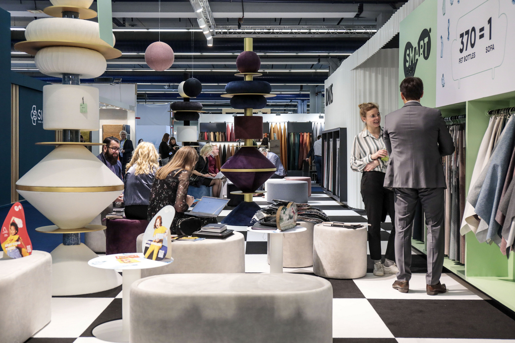 Heimtextil, Textile, International trade fair, Frankfurt am Main, Panel discussions, Exhibition, Lectures, Sustainable strategies, United Nations Office for Partnerships, Sustainable Development Goals, Contract textiles, Hospitality, Hotels, Bedding, Linen