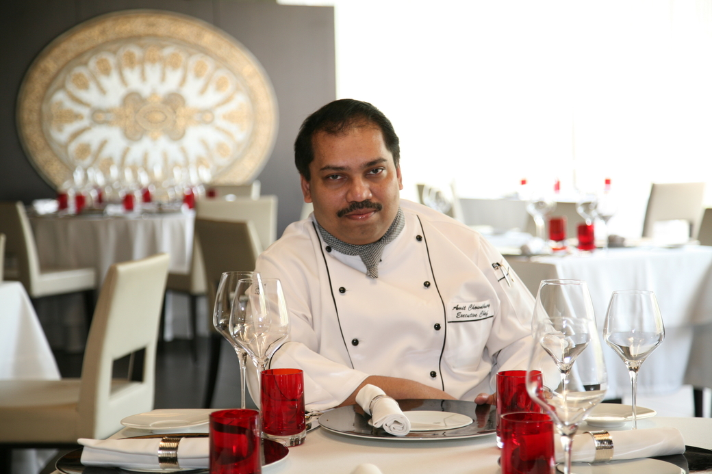 Amit Chowdhury, Executive chef, Trends in food and beverage, Resturant menu designing, The Taj Mahal Palace Mumbai, Exclusive interview, Hotelier India exclusive