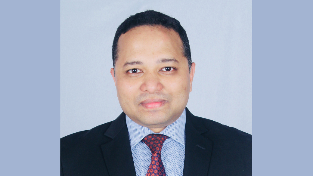 Simansu Prusty, Corporate F&B manager, Pride Hotels, New appointment