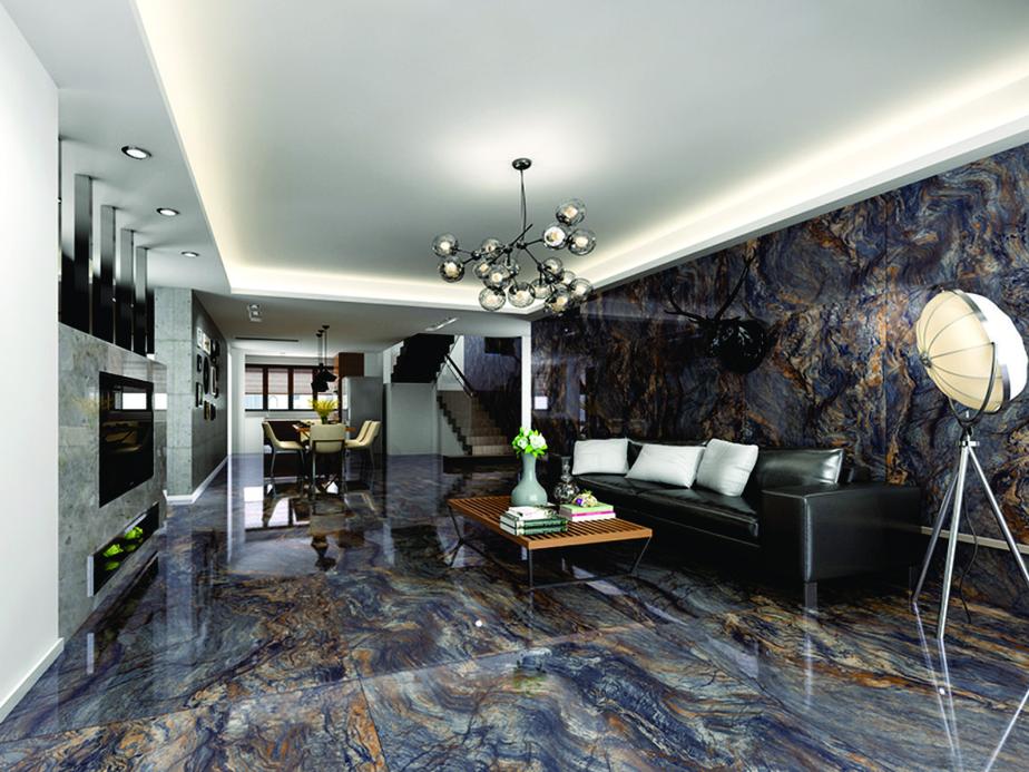 Top five tile trends, RAK Ceramics, Modern Marble, Ceramics, Floor, Wood look-alike tiles, Classic marble, Metallic effects, Mega slabs, Grey tones