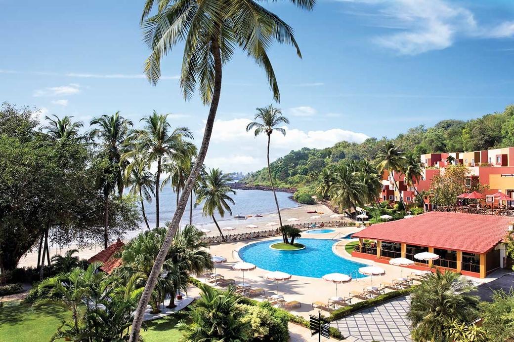 Ihcl, Cidade de Goa, Charles Correa, Taj Hotel & Convention Centre, Panjim, Goa, Boutique property, Cubism, Vainguinim beach