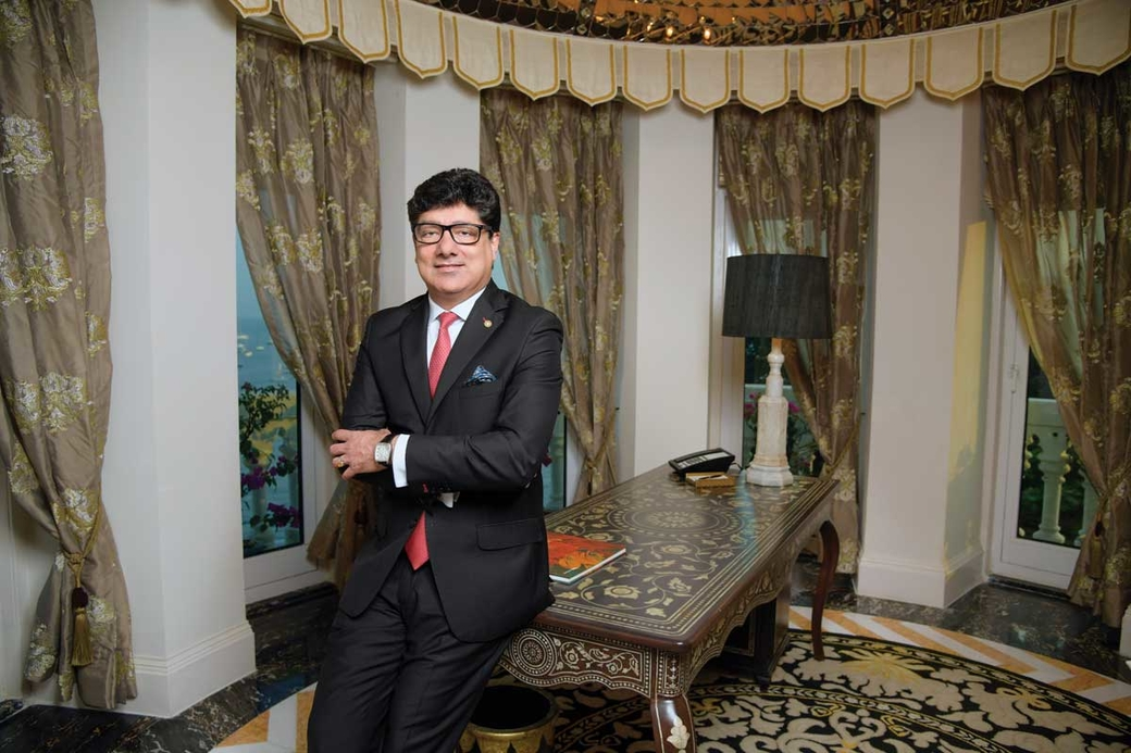 Puneet Chhatwal, The Indian Hotels Company Limited (IHCL), Staff attrition, The chambers, Future plans, Taj Jumeirah Lakes Towers, RevPAR performance, Ginger, Vivanta, SeleQtions
