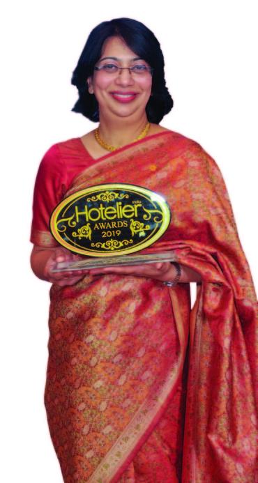 11th edition Hotelier India Awards, 11th Hotelier India Awards, Hotelier India, Hotelier India Awards, Hotelier India Awards 2019, General Manager of the year, General Manager of 2019, Kanika Hasrat, Vivanta New Delhi Dwarka & Taj City Centre Gurugram