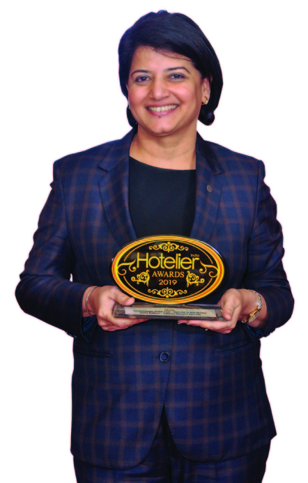 11th edition Hotelier India Awards, 11th Hotelier India Awards, Hotelier India, Hotelier India Awards, Hotelier India Awards 2019, Smita Rathod, Pullman & Novotel Aerocity, Housekeeper of the Year', Housekeeper of the Year, Housekeeper of 2019