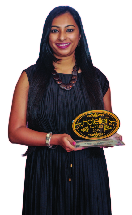 11th edition Hotelier India Awards, Hotelier India, Hotelier India Awards, Hotelier India Awards 2019, HR manager, HR Manager of the Year, HR Manager of 2019, Anupriya Nag, Holiday Inn Express & Suites Bengaluru Racecourse
