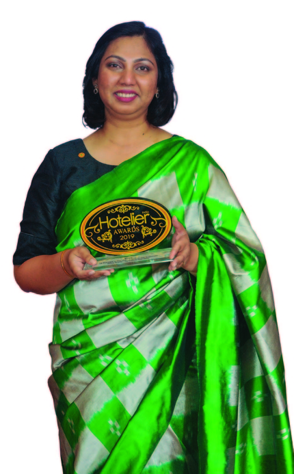 11th Hotelier India Awards, Hotelier India, Hotelier India Awards, Hotelier India Awards 2019, Divya Gupta, Taj Palace, Taj Palace New Delhi, HR Manager of the Year, HR Manager of 2019