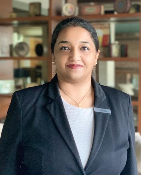 Vaishali Shahi, Hyatt Regency, Chennai, Human Resource Manager, Appointment