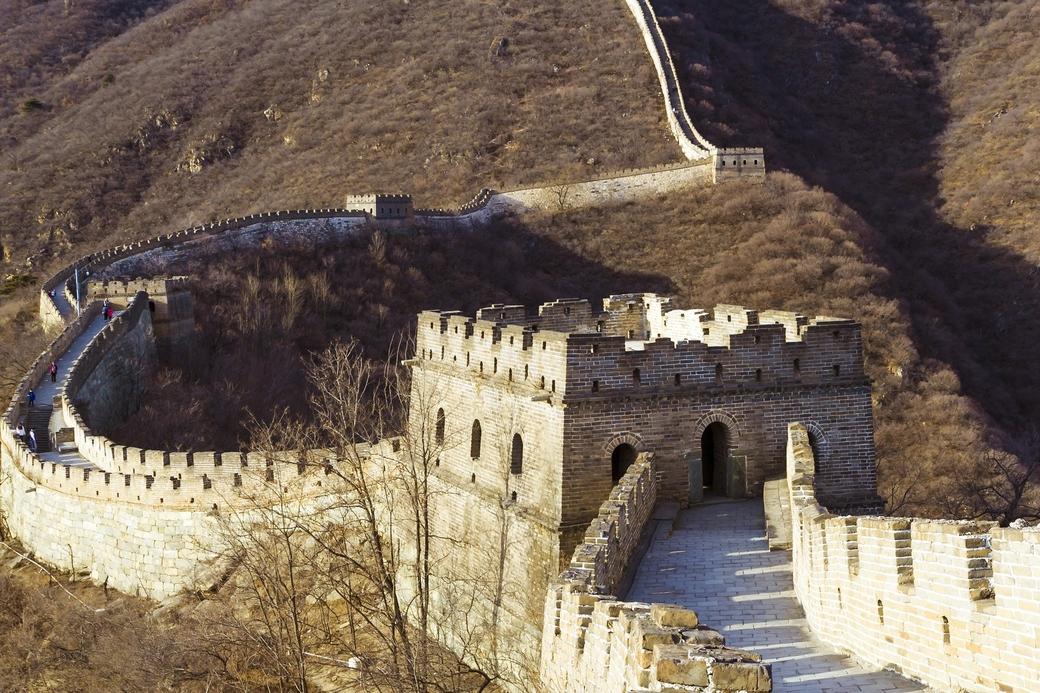 Great Wall of China, Reopens, Tourist spot in China, China, The Badaling section, Beijing, Coronavirus pandemic, Lockdown, Tourism