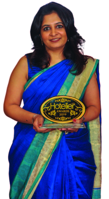 11th Hotelier India Awards, Hotelier India, Hotelier India Awards, Sales Person of 2019, Sales Person of the Year, Ryena Mirchanddani, Red Fox Hotel Hyderabad