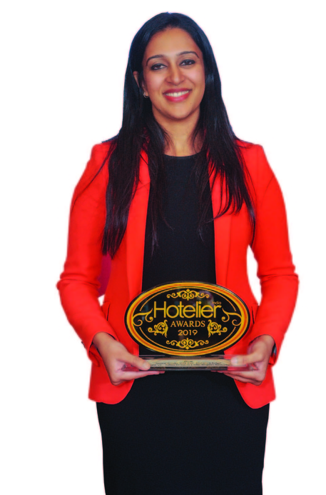 11th Hotelier India Awards, 11th edition Hotelier India Awards, Hotelier India, Hotelier India Awards, Hotelier India Awards 2019, Sheetal Iyer, Holiday Inn Express & Suites Bengaluru Racecourse, General Manager, General Manager Hospitality, General Manager of the year, General Manager of 2019