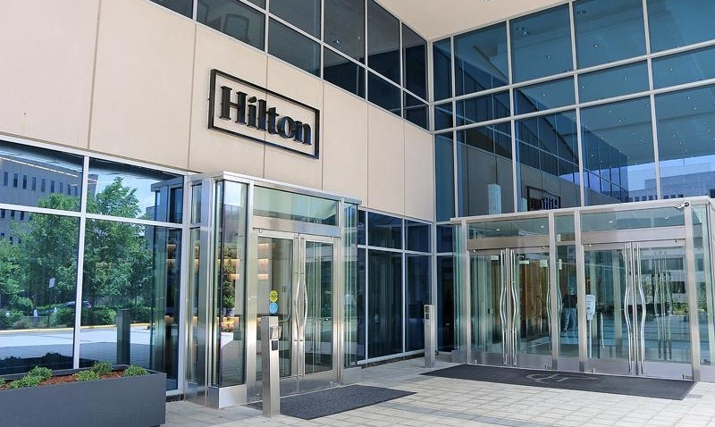 Hilton Hotels & Resorts, Decline in room per revenue, Coronavirus impact, Hotel news