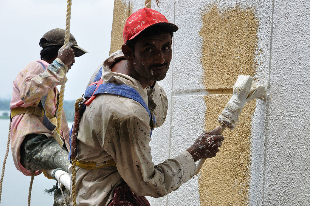 Asian Paints, Painters and contracters, Financial assistance, Coronavirus