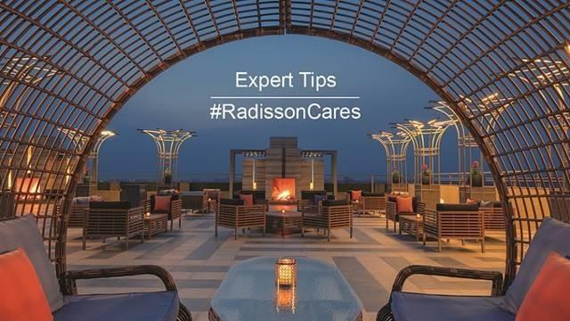 Radisson Hotels, #RadissonCares initiative, #RadissonCares initiative in India, Coronavirus, Hospitality tips