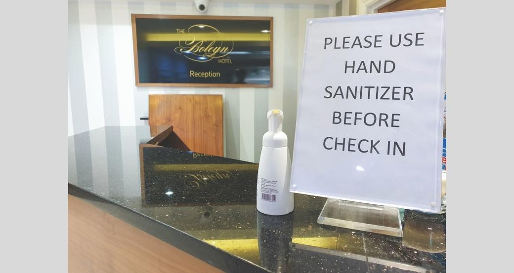 Hotel Hygiene, Sanitation measures, GlobalData, Hotel news, Travel news