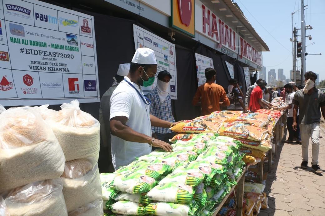 Michelin-Star chef Vikas Khanna, Mawana Foods Private Ltd. (Mawana Foods), EidFeast, Hotel news, Coronavirus, Charity