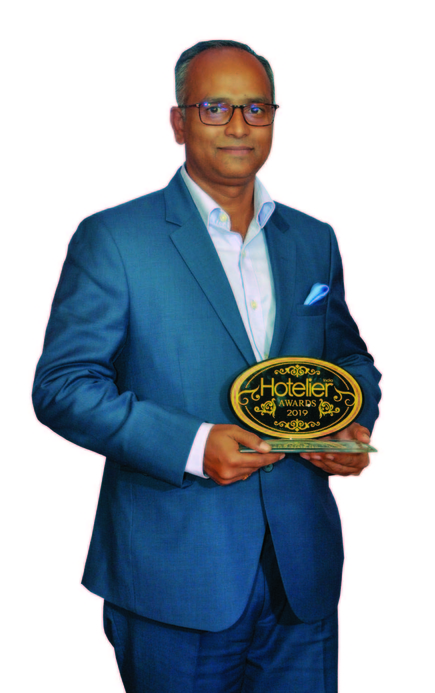 11th edition Hotelier India Awards, 11th Hotelier India Awards, Hotelier India, Hotelier India Awards, Hotelier India Awards 2019, Green Hotel of 2019, Green Hotel of the Year, Kisholay Sharma, Club Mahindra Kanha, Mahindra Rise Sustainability framework, Mahindra Rise