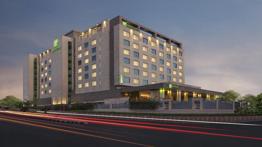 Holiday Inn Jaipur City Centre, Resumes business, IHG Clean Promise, Hotel news