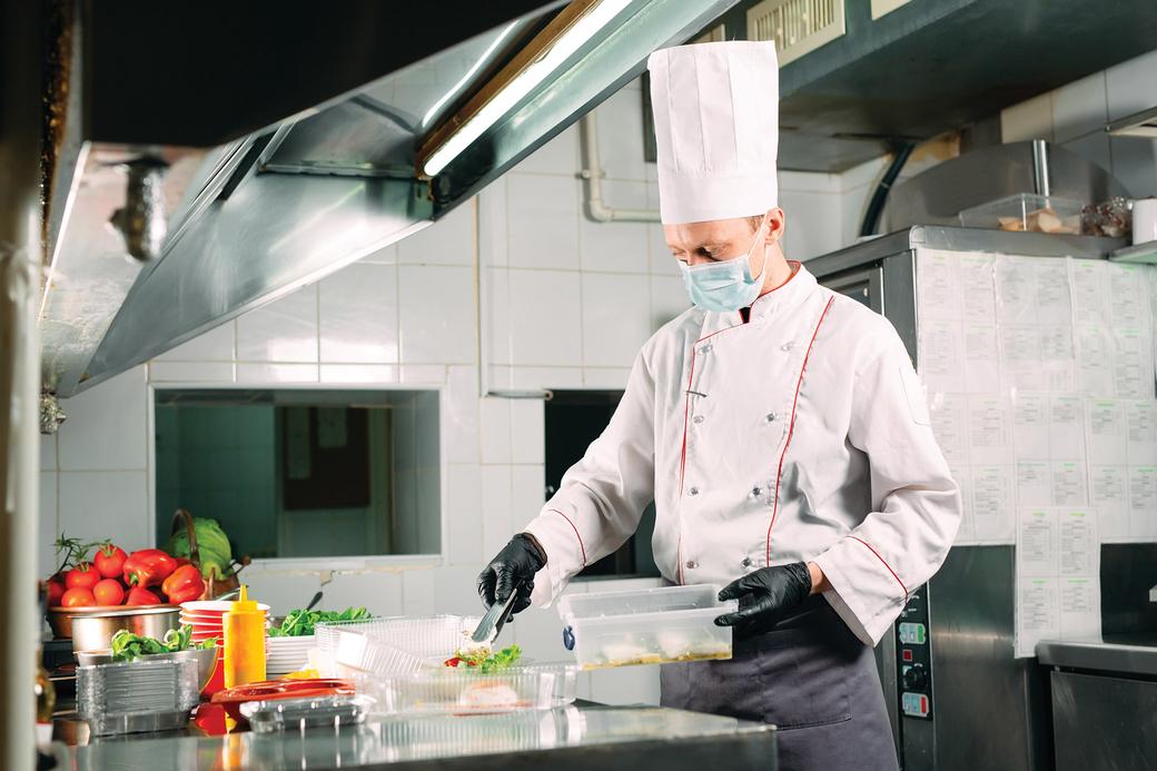 Hotel kitchen design, Post-COVID kitchen, Hygiene in kitchen, Kitchen technology, Kitchen design