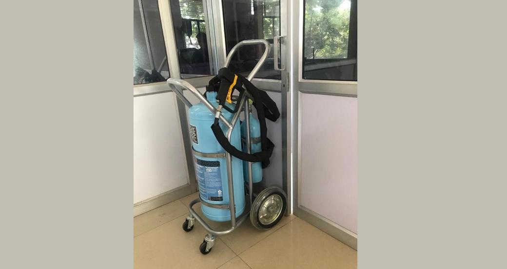 Ceasefire, Mist-based technology, Sanitising systems, Mist-based area sanitisation equipment