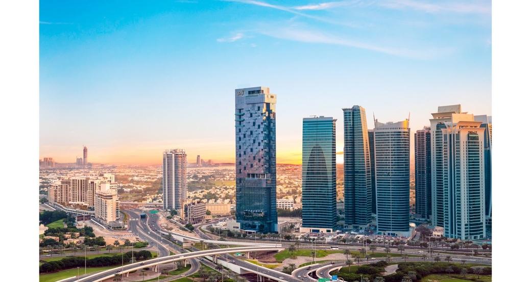 Taj Jumeirah Lakes Towers, Dubai, Favourite New Hotel', Condé Nast Traveller Middle East Readers' Choice Awards 2020, Hotel news