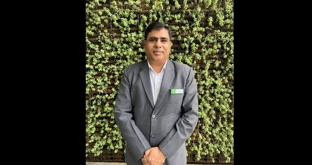 Ramakant Verma, Purchase Manager, Holiday Inn Jaipur City Centre, Purchase, Exclusive interview
