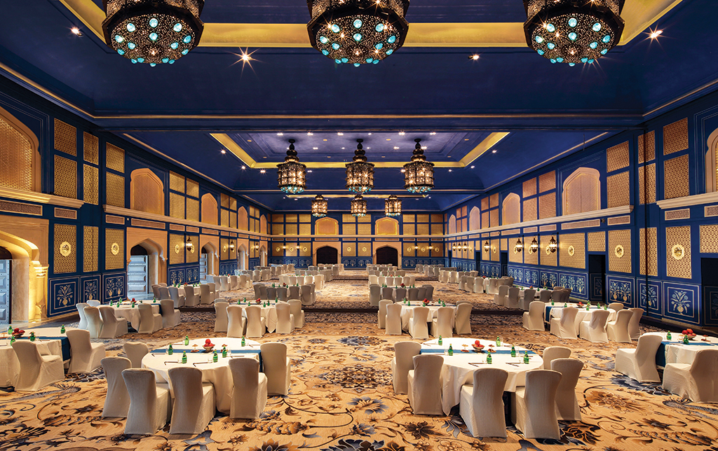 Hotel banqueting spaces, Tocuhless hospitality, Banqueting experience post-COVID, MICE tourism, Hotel news