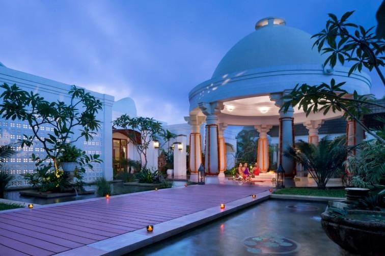 Taj Wellness Retreats, Jiva Spa, Wellness