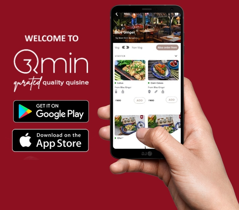Qmin app, Qmin app launches in Bangalore, Ihcl, Hotel news