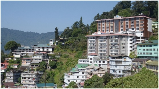 Sinclairs Hotels, Sinclairs Hotels launches its 8th property, Sinclairs Gangtok, Hotel news India