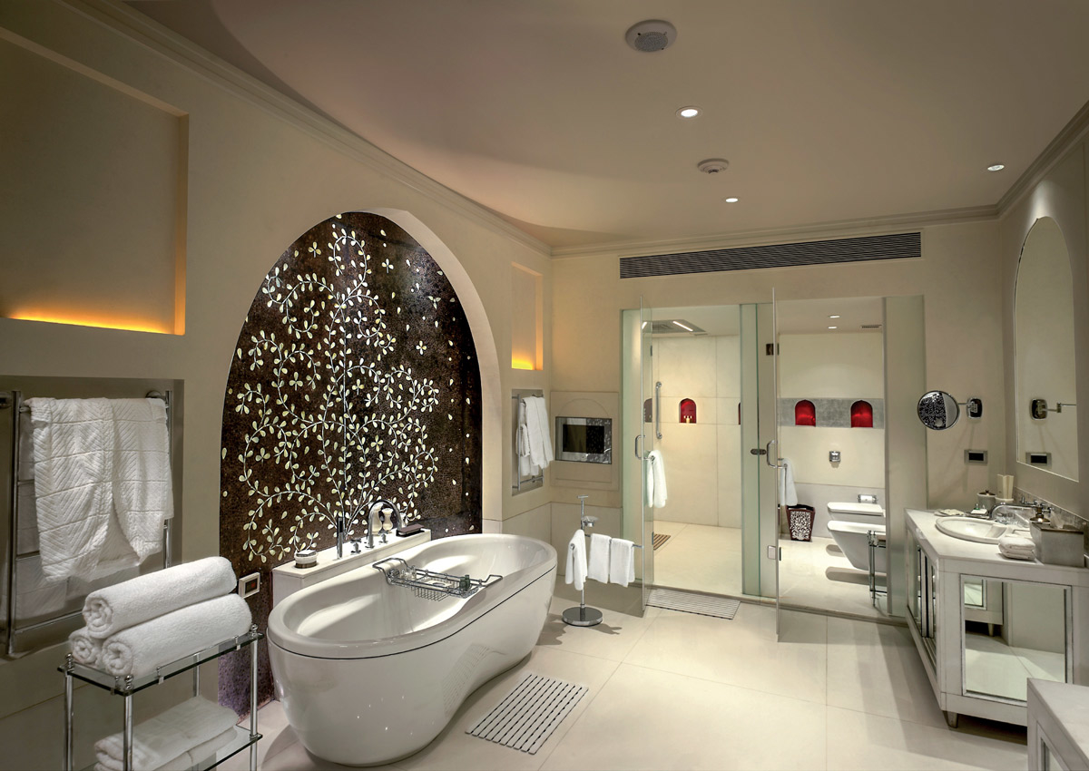 Sustainable Hotel Bathrooms A Look At New Age Designs And Faucets That Are Helping In Water Conservation Design Hotelier India