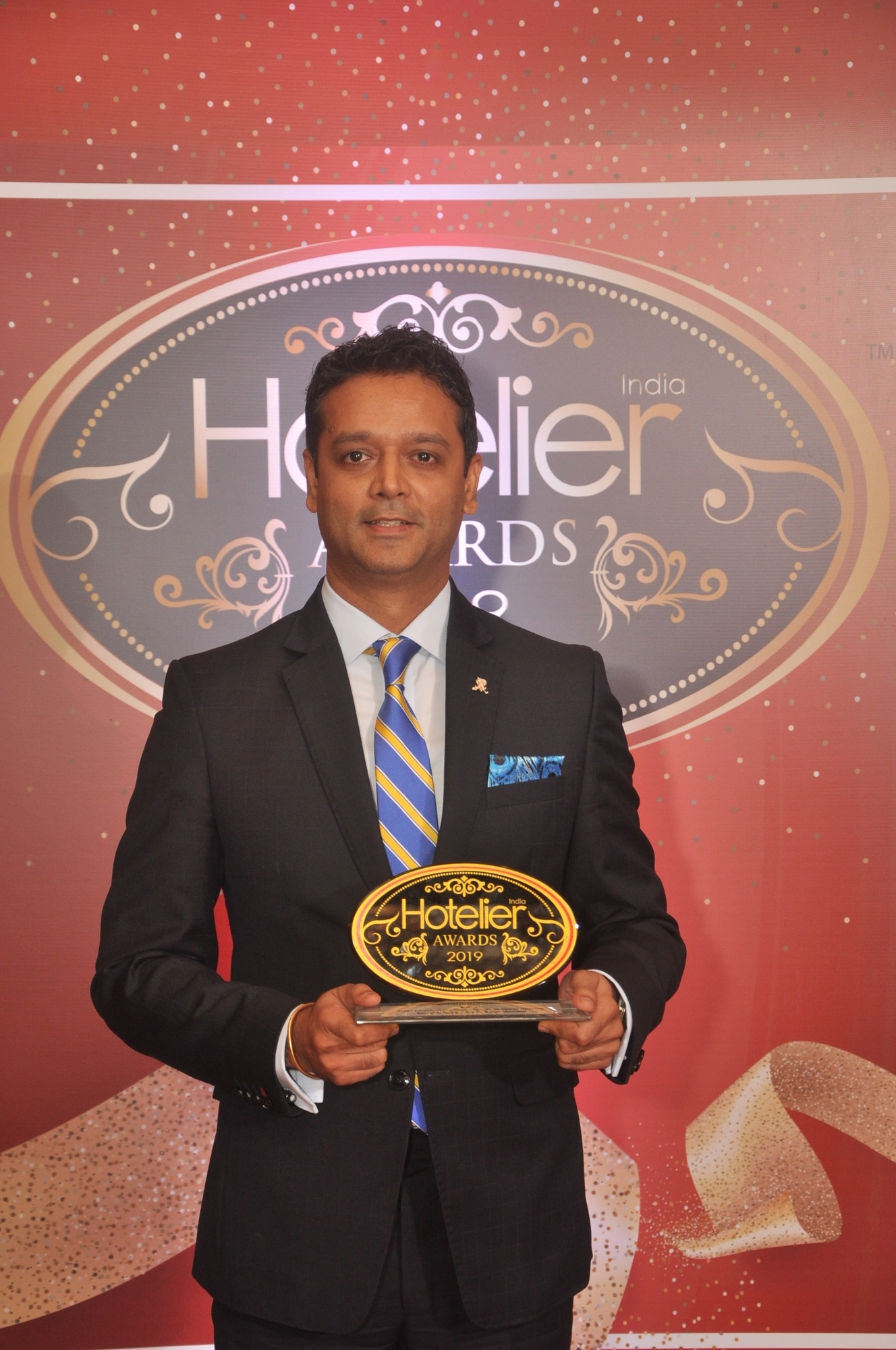 11th Hotelier India Awards, Sales Person of the Year, Sales Person of 2019, Hotelier India, The St. Regis Mumbai, Saurabh Dube